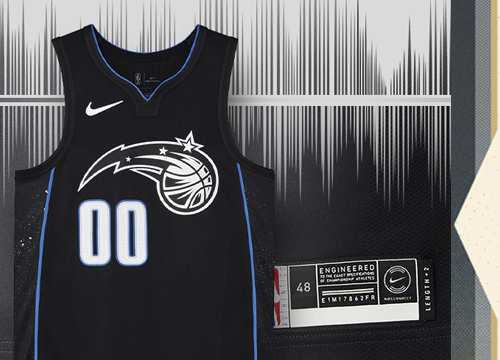 Camiseta Orlando Magic Tienda Online