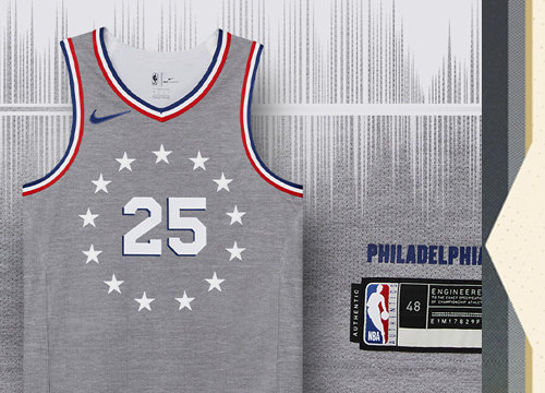 Camiseta Philadelphia 76ers Tienda Online
