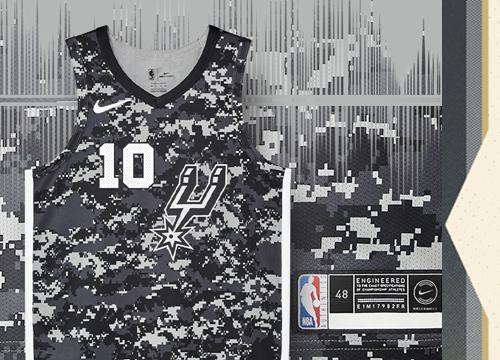 Camiseta San Antonio Spurs Tienda Online