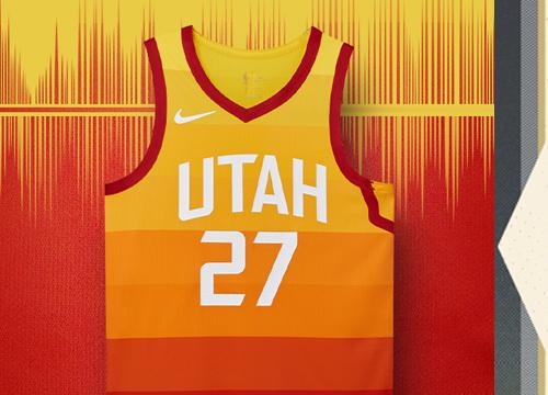 Camiseta Utah Jazz Tienda Online