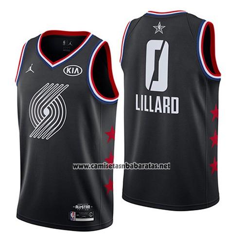Camiseta All Star 2019 Portland Trail Blazers Damian